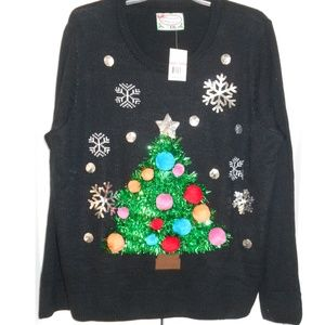 Sweaters - NEW Ugly Christmas sweater size XXL